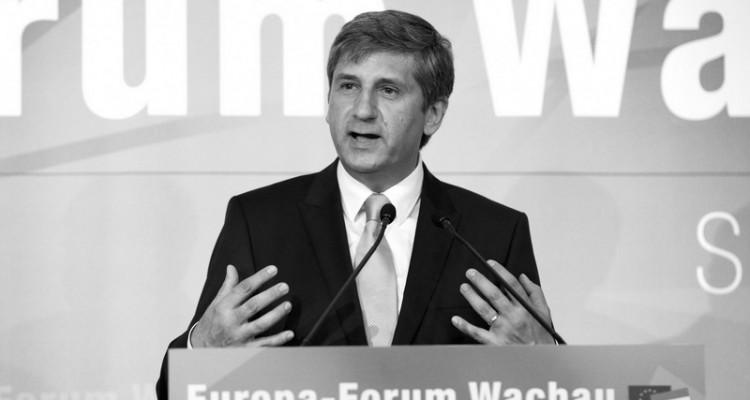 AM Spindelegger beim Europa-Forum im Stift GÅ¡ttweig