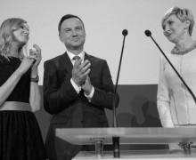 Andrzej Duda - rodina