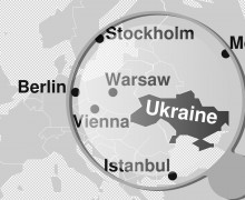 Ukrajina, mapa