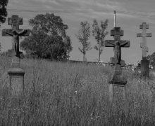 Lemkovsky hrbitov Swiatkowa Wielka