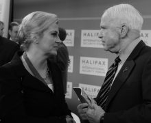 Kolinda_-_McCain_Halifax International Security Forum